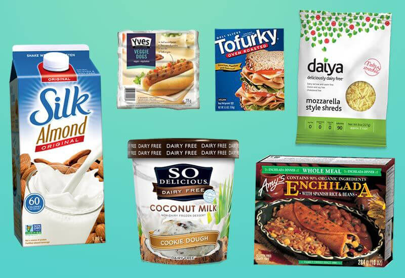 Where To Get Dairy Foods