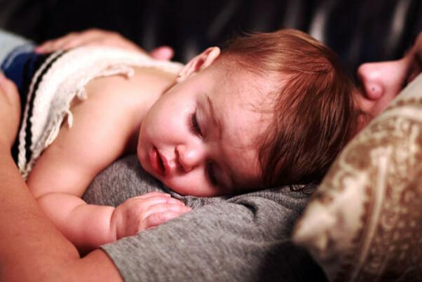 la leche es mala para usted niño enfermo