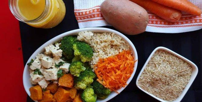 Vegan Macro Bowl Ideas