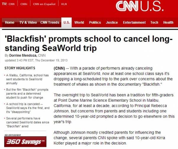 point dume elementary cancels seaworld field trip