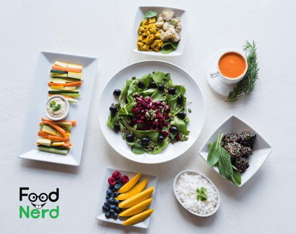 Tasty Vegan Meal Prep Services (April 2019) | PETA