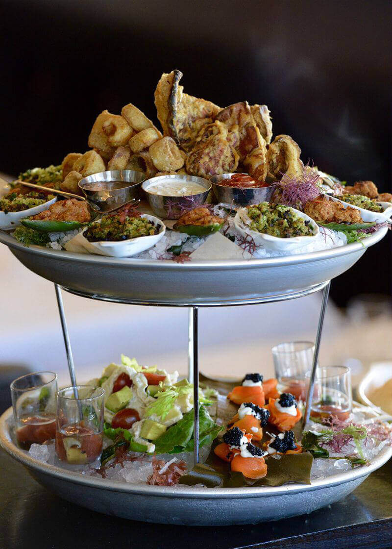 The Vegan Seafood Tower: THIS. CHANGES. EVERYTHING. | PETA