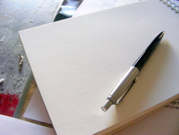 pen-and-paper rescue kit
