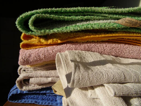 towel for rescue kit