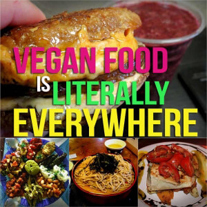 Plant-Based Food From EVERY Country in The World