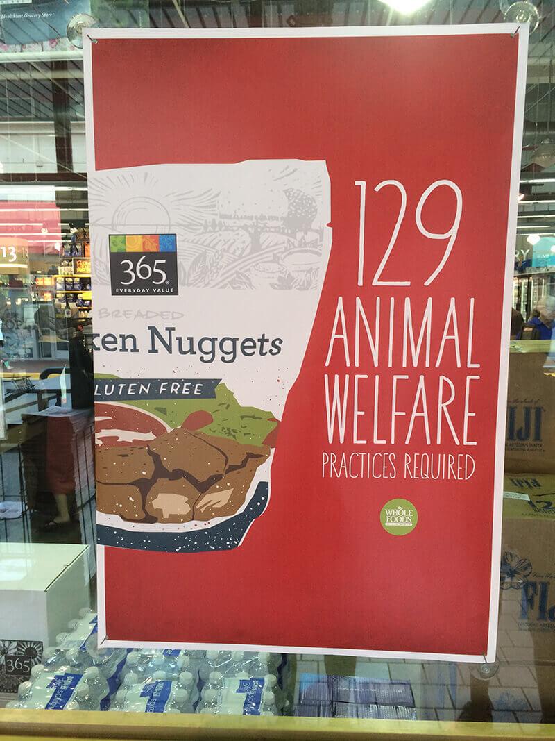 Whole Foods Animal Welfare