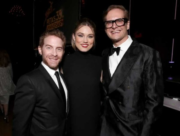 Seth Green, Clare Grant, and Bryan Fuller