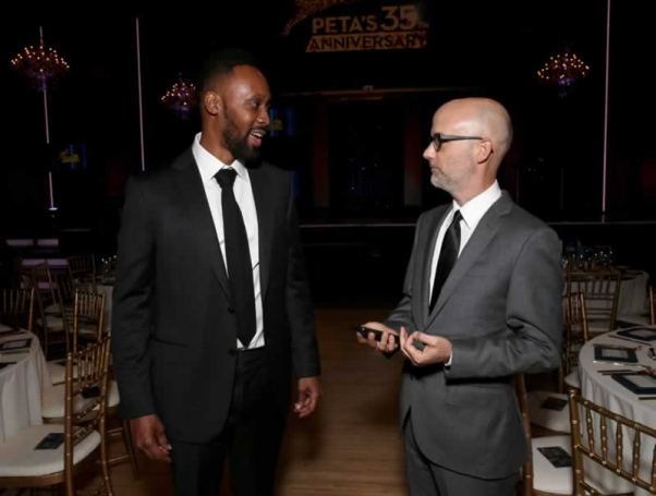 RZA and Moby