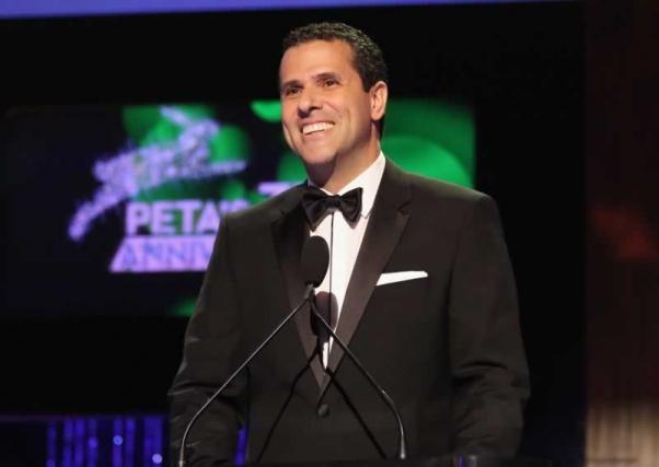 Marco Regil at PETA's 35th Anniversary Gala