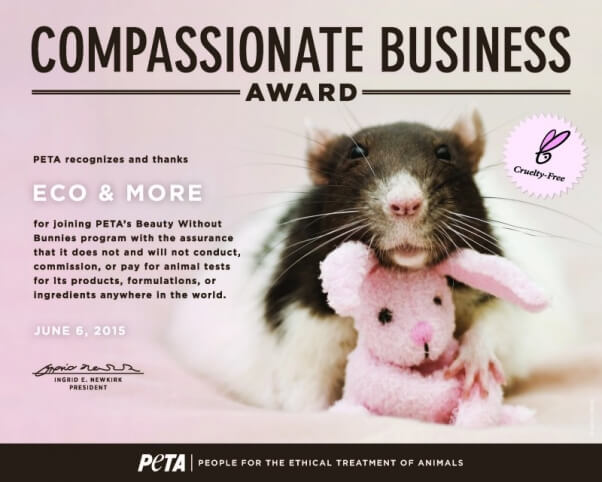 Compassionate Business Award Eco&More