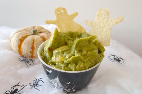 Halloween Recipe Guacamole