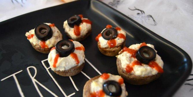 Creepy and Cute Vegan Halloween Recipes
