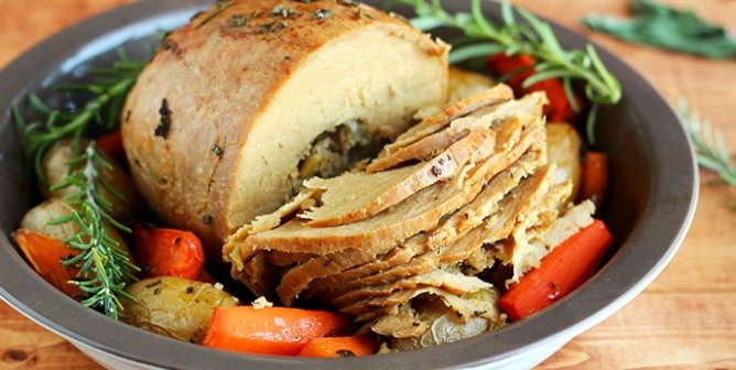 Thanksgiving Main Dishes to Be Thankful for This Year