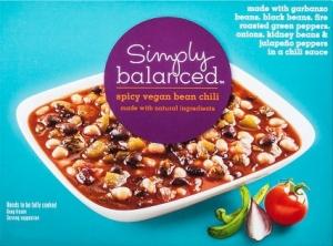 Vegan Products at Target: Simply Balanced Vegan Chili