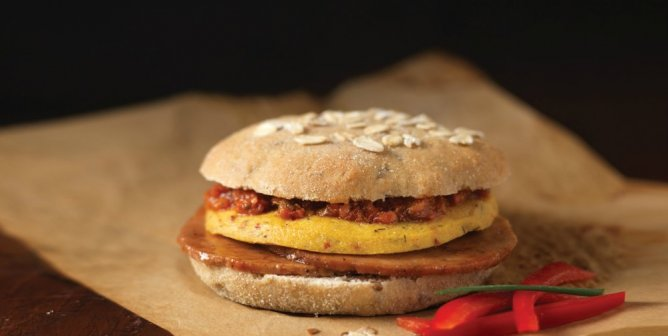Sweet Earth's Newest Sammie Just Made Breakfast More Fun