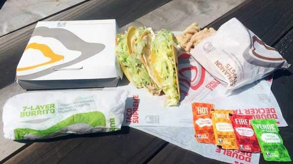 Taco Bell Reports Bean Burrito Is Number Two Seller Peta