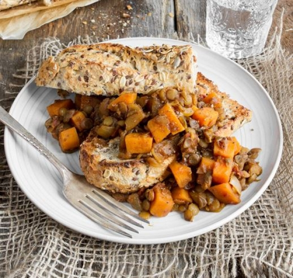 maple lentil