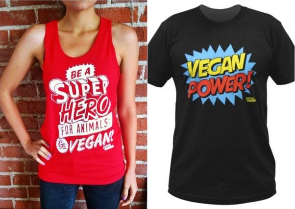 vegan-t-shirt-collage