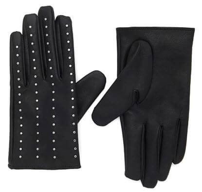 forever-21-studded-faux-leather-gloves