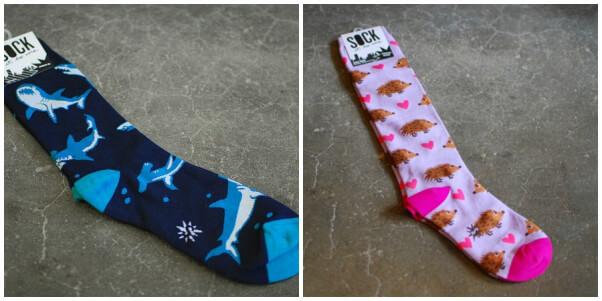 Socks Collage