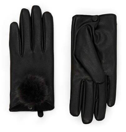 forever-21-faux-fur-gloves-with-pom-poms