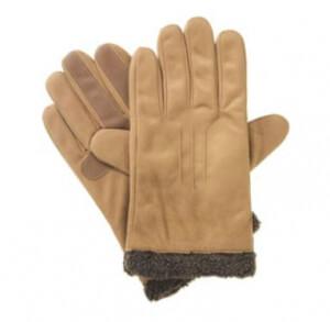 isotoner vegan leather gloves