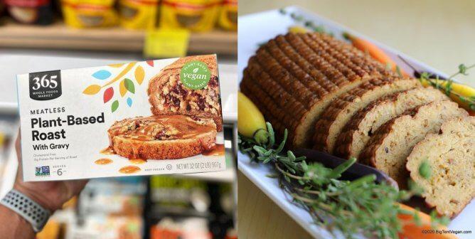 Vegan Turkey Roasts to Make Your Holidays Even Happier