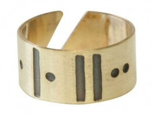 Catalog Etched Ring
