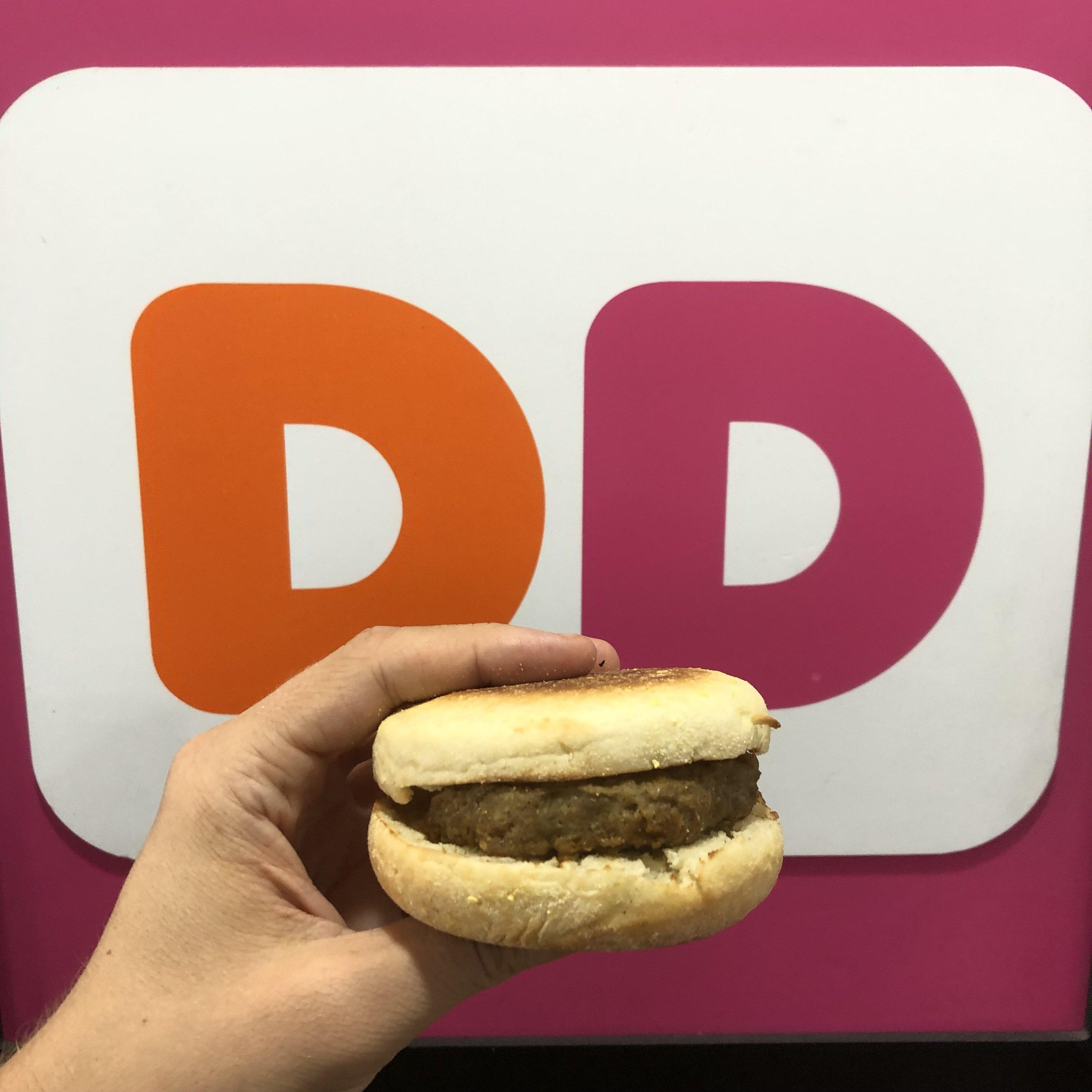 Dunkin's 'Beyond Meat' Breakfast Sandwich Can Be Vegan   PETA