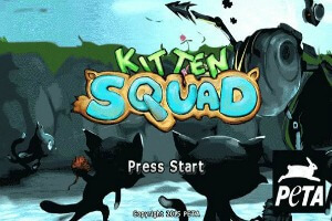 Kitten Squad PlayStation 4 Game
