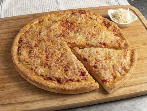 sarpino's pizzeria vegan pizza daiya cheese
