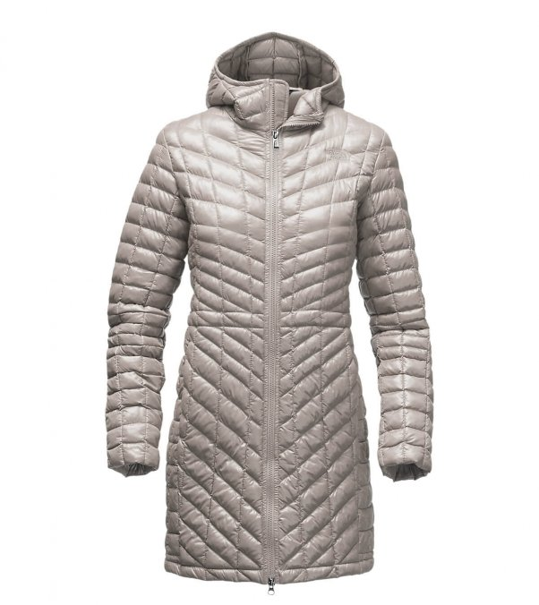 Womens Thermoball Hooded Parka