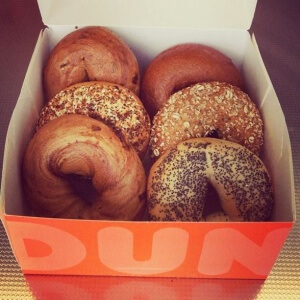 How to Order Vegan at Dunkin' Donuts