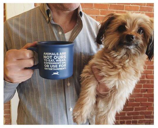 mission statement mug