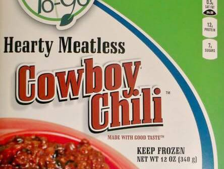 Harris Teeter Now Carries Vegan Chili