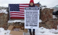 PETA Feeds Law Enforcement Officers at Malheur Wildlife Refuge