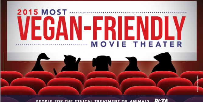 Picture This: The Best Vegan-Friendly Movie Theaters