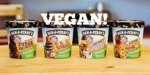 Vegan Ben & Jerry's Is HERE With 4 New Flavors