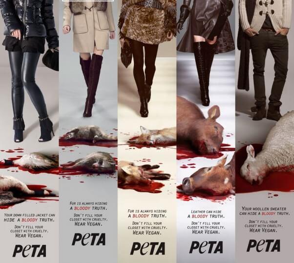 BBDO New York Fashion Week ads