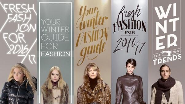 BBDO ads for New York Fashion Week