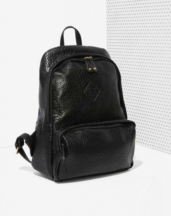 Nasty Gal Vegan Backpack