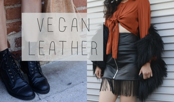 Vegan Leather What It Is And Why It Belongs In Your Closet Peta
