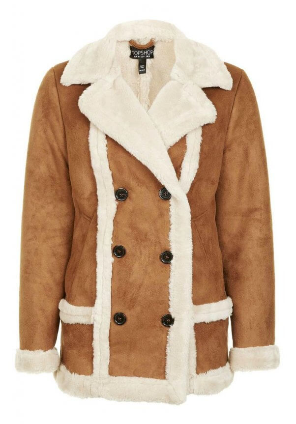 Check Out These 11 Stylish Ways To Wear Faux Shearling ...