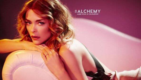 Actor Jaime King Releases Line of Vegan Makeup