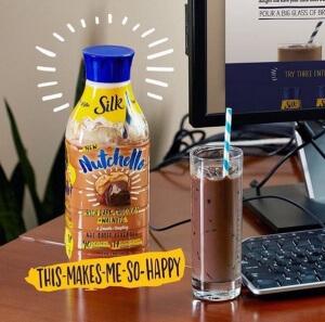 Silk Releases Vegan Plain Yogurt and Nutchello Drinks