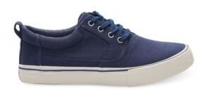 Twill Toms Shoes