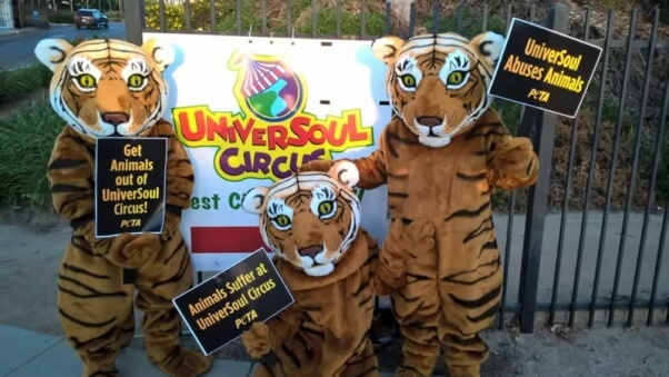 UniverSoul opening night demo in Los Angeles