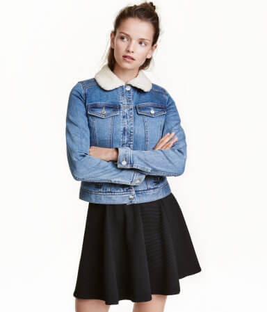 hm-denim-faux-shearling-jacket