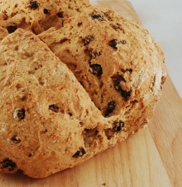 irish soda brown bread