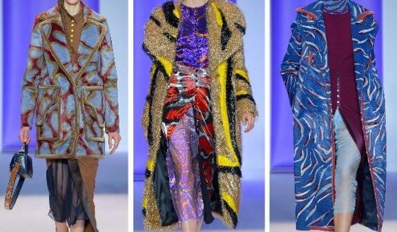 This Former Fendi Consultant's Cruelty-Free Couture Rules the Runway